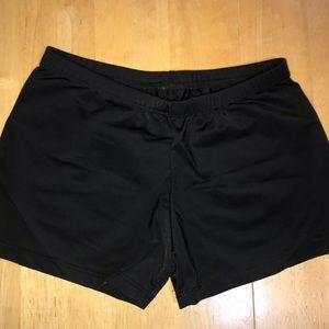 Natalie Dancewear Spandex Shorts